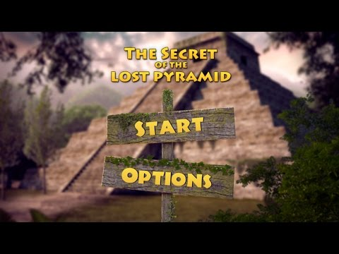 The Secret of the Lost Pyramid - Walk Through