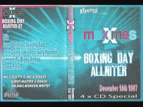 Maximes Boxing Day All Niter CD 1