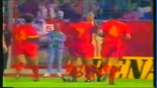 Enzo Scifo s Belgium national team goals