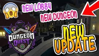 *NEW* THE CANALS UPDATE IN DUNGEON QUEST + GIVEAWAYS [LIVE] (Roblox) #RoadTo80k