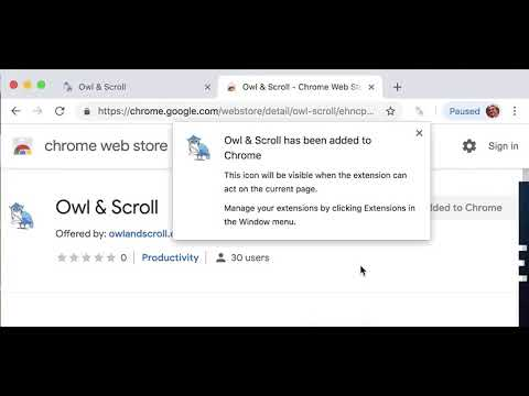 Replace Your Chrome Extensions Inline Install - Socratic Owl