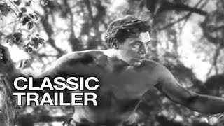Tarzan the Ape Man Official Trailer #1 - C. Aubrey Smith Movie (1932) HD
