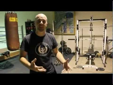 8 minutes of Equilibrium Disturbance with Matt Powell