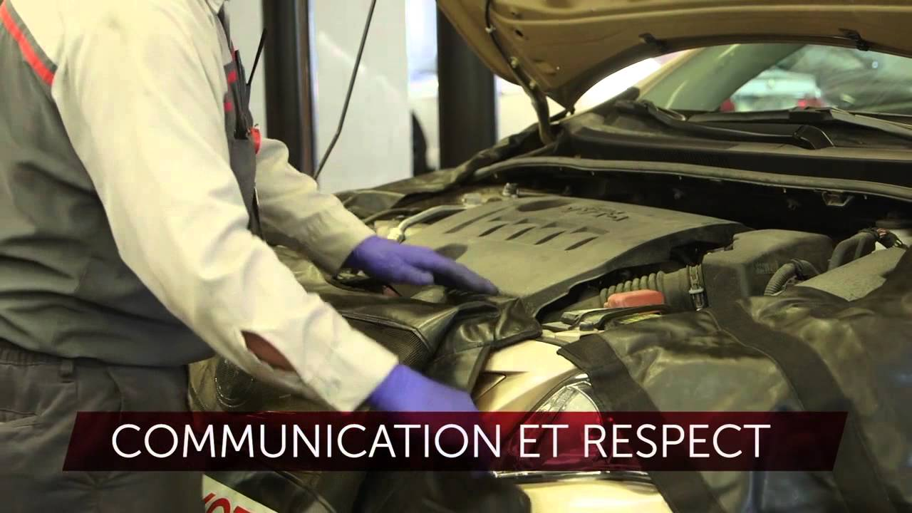 Carrefour 40 640 >> Service Toyota Carrefour 40 640 Youtube