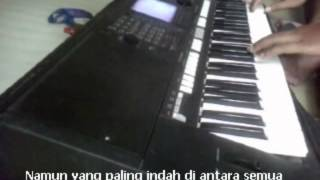 Salehah Rhoma Irama Karaoke Yamaha PSR S750