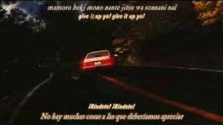 Initial D 3rd Stage Sub Esp