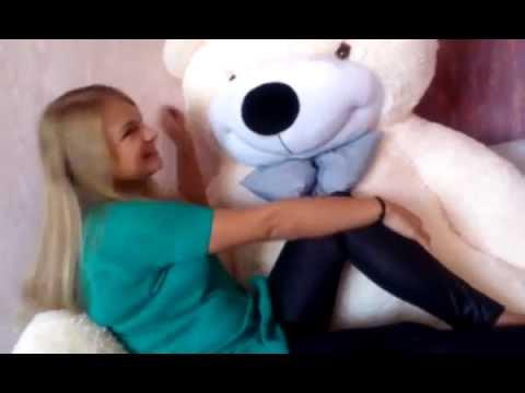 Этот Огромный Мишка Для ЛЮБИМОГО ЧЕЛОВЕКА тут!из YouTube · Длительность: 1 мин1 с  · Просмотров: 472 · отправлено: 03.01.2015 · кем отправлено: Pozitiv Bear