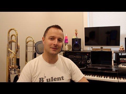 Jim Lutz Music - Patreon Intro Video