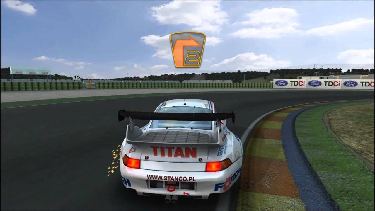 fia gt racing game gtr2 praticando com o porsche 911 gt2 993 youtube. Black Bedroom Furniture Sets. Home Design Ideas
