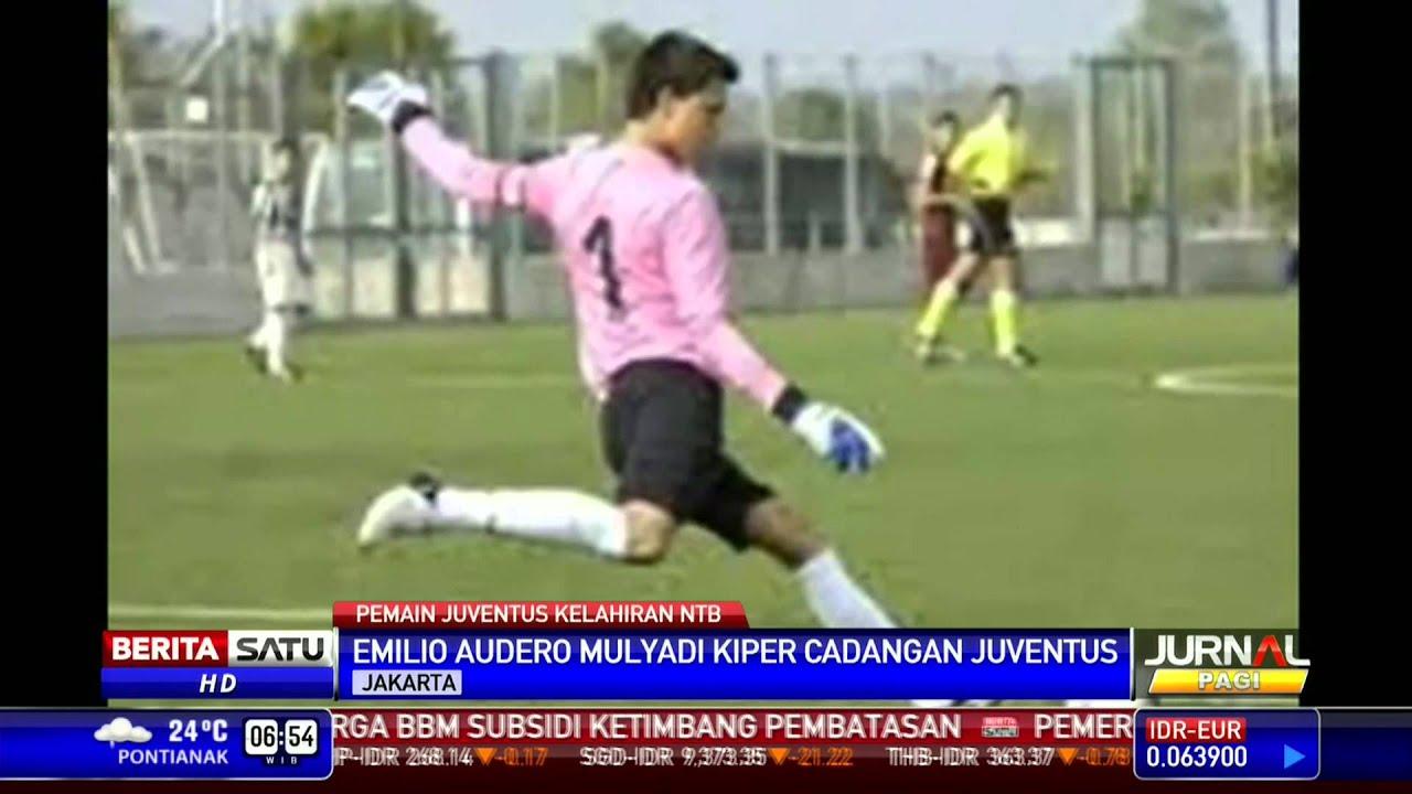 Juventus Bawa Seorang Kiper Keturunan Indonesia