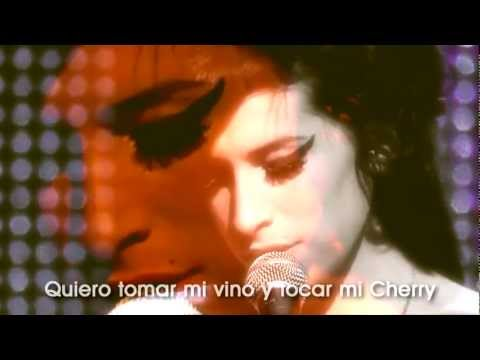 Amy Winehouse - Cherrywine SUBTITULADO feat. Nas
