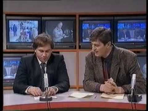 Zoran Djordjevic Interview - Radio Television Belgrade (RTB) 1991