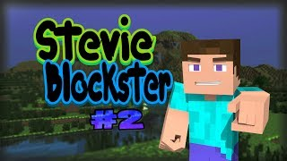 Stevie Blockster adventures #2.
