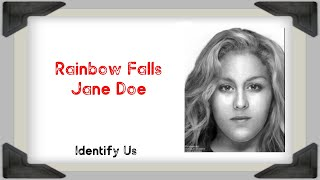 Rainbow Falls Jane Doe | Eleena Jane Mysteries.