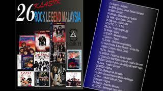 26 lagu rock Malaysia legend terbaik!!!