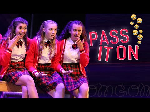 PASS IT ON | Spirit YPC Show Part 6 | Championing NEW MUSICAL THEATRE.