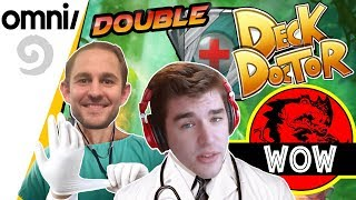 Double Deck Doctor w/ Firebat & Zalae! Jurassic Park Hunter