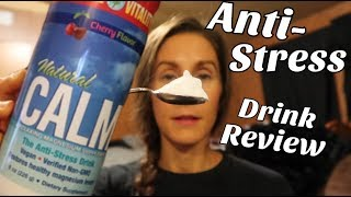 Natural Vitality Calm Anti-Stress Drink Review
