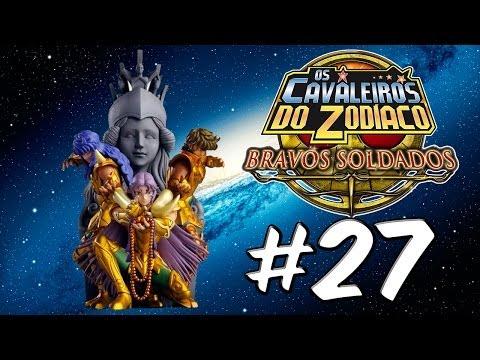 Cavaleiros do Zodíaco Bravos Soldados #27 - A Exclamação de Athena