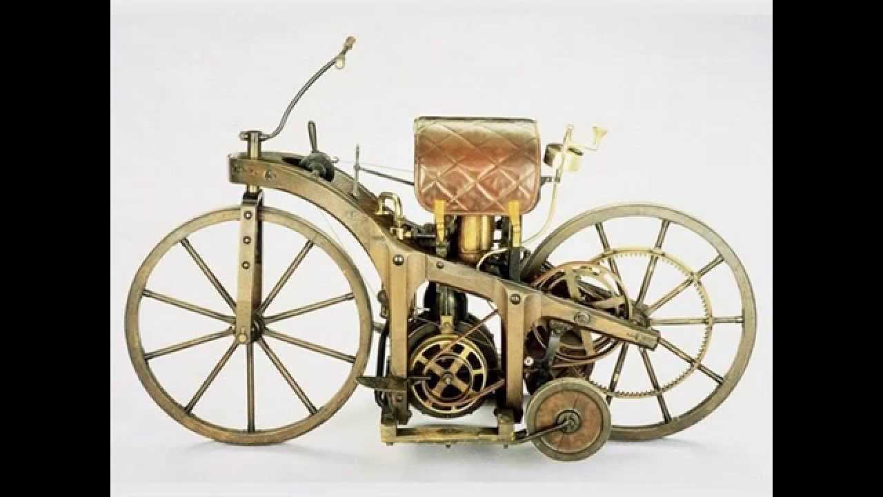 Oldest car in the world , The first car ever - YouTube