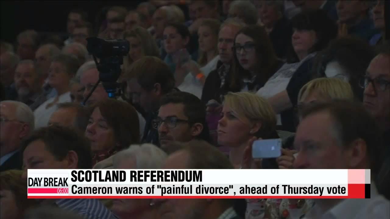 682f22592 D-3 to Scottish referendum, Queen Elizabeth II says