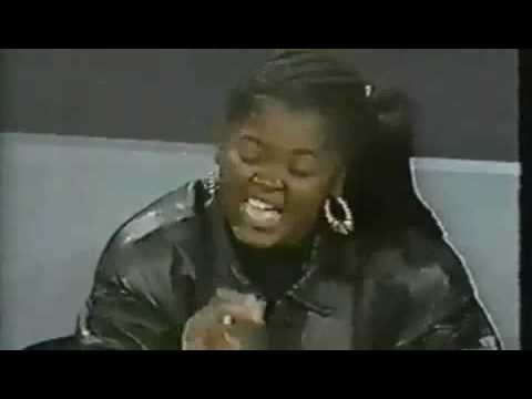 Sister Souljah The Race Issue w/ Phil Donahue
