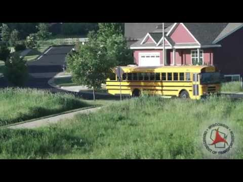 go riteway school buses rollout new eight light safety system