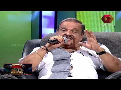 P Jayachandran talks on the song 'Karimukil Kattile'