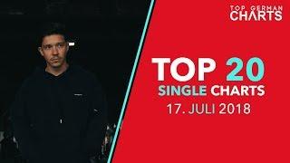 TOP 20 SINGLE CHARTS ▸ 17. JULI 2018