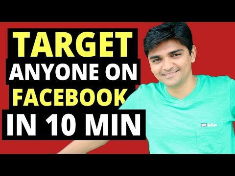 Target Any Niche on Facebook without Affinity in less than 10 min using Audience Insights !