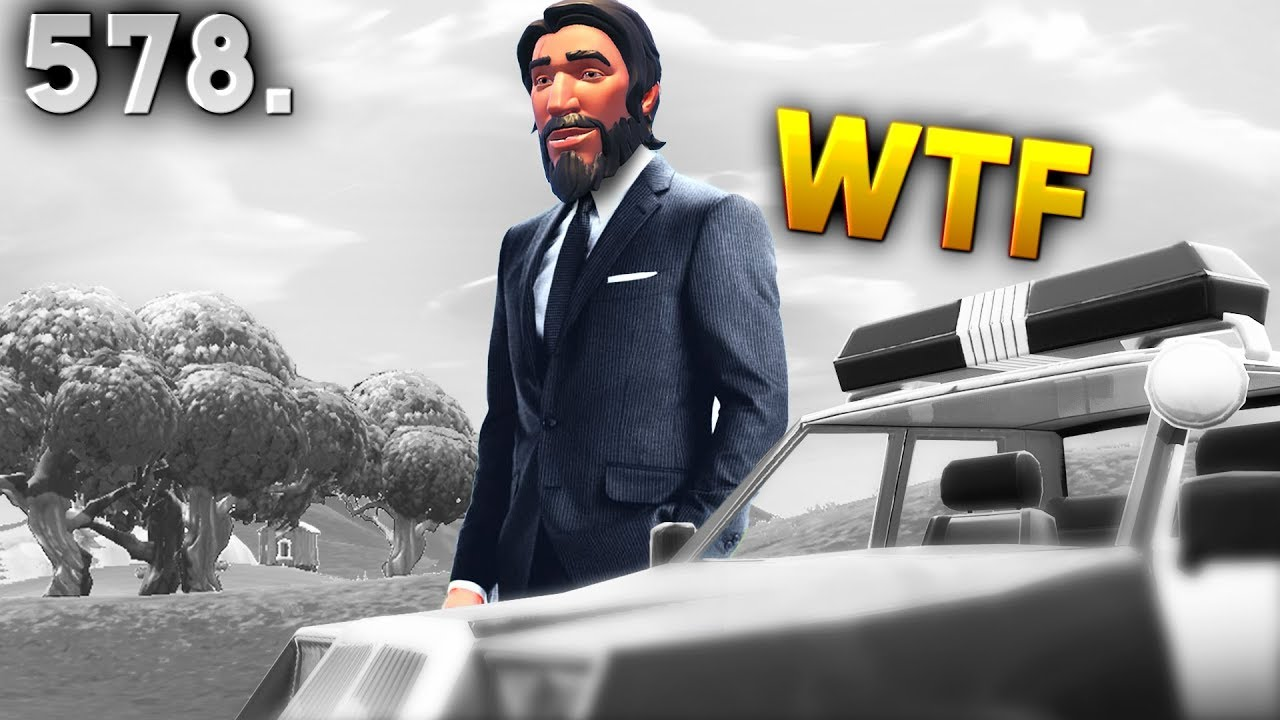 Fortnite Funny WTF Fails and Daily Best Moments Ep.578