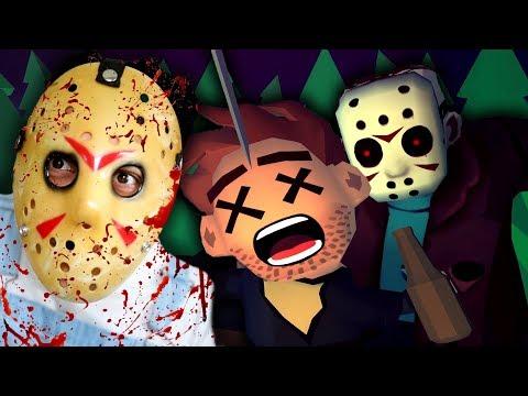 JASON HAS RETURNED TO KILL EVERYONE (Friday the 13th Killer Puzzle)