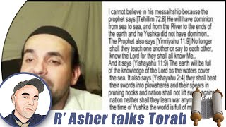 The Rebbe is not Moshiach!  part 2 of 2