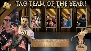 AOW: Tag Team Of The Year (Nominees)