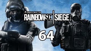 Northernlion and Friends Play: Rainbow Six: Siege! [Episode 64: IQ and Smoke]
