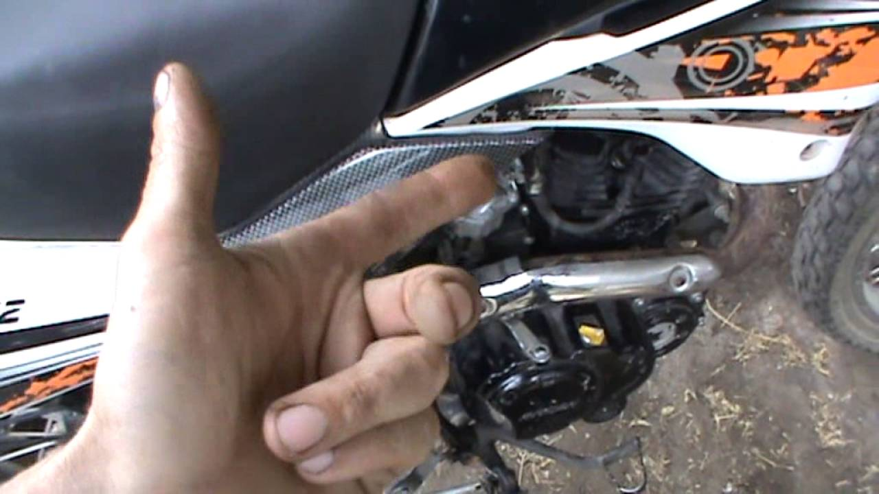 Увеличиваем мощность двигателя мотоцикла