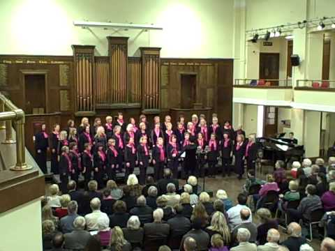 Cantate Domino, Alleluia Cristi Cary Miller - Cantare Ladies Choir