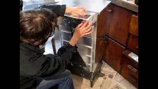 Dipingere un mobile - Mobili dipinti a mano - Foglia Argento