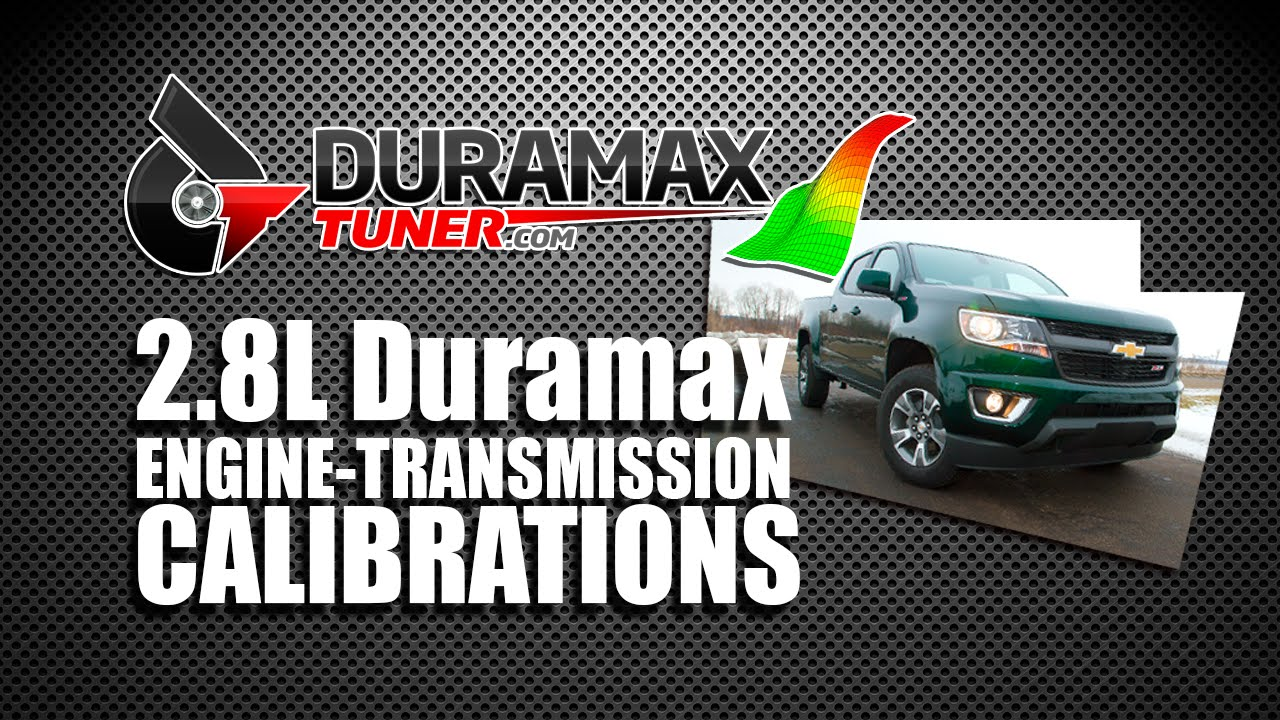 Tuned 2 8l Duramax Power Economy Youtube