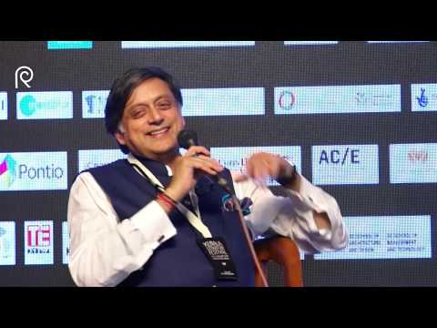 Shashi Tharoor | The Paradoxical Prime Minister | KLF 2019