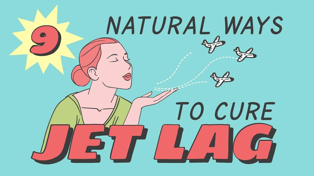 Jetlag cures