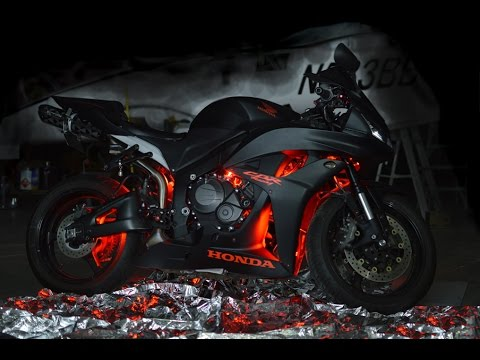 Best Install Motorcycle Led Accent Lighting Kit How To Pureledkit