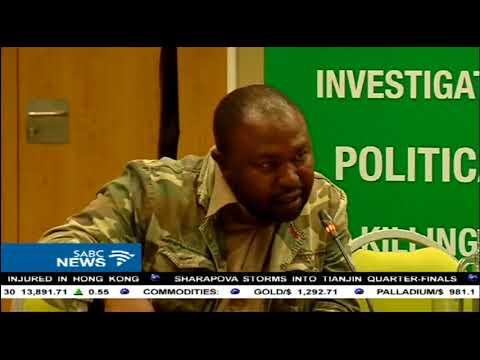 Thabiso Zulu slams police for their handling of political killings