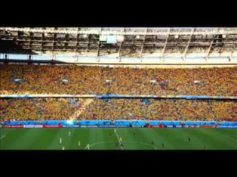 Brasil x Colombia - Blu Radio Bogotá - Copa 2014