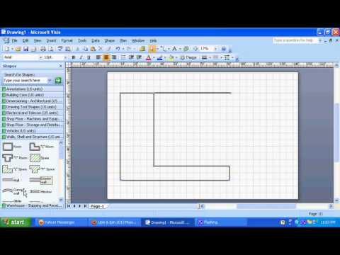 Belajar visio 2007 membuat plant layout youtube belajar visio 2007 membuat plant layout malvernweather Image collections