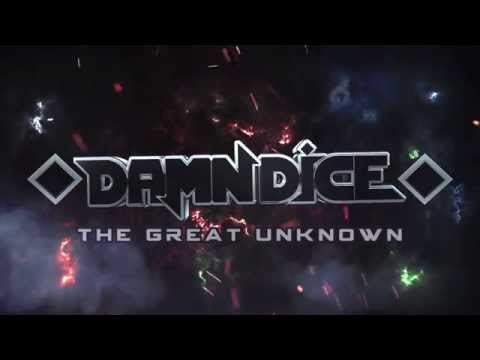 "DAMN DICE - ""The Great Unknown"" Album Reveal 