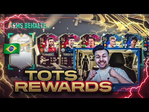 Ich machen so, Premier League TOTS Rewards so = Unfall