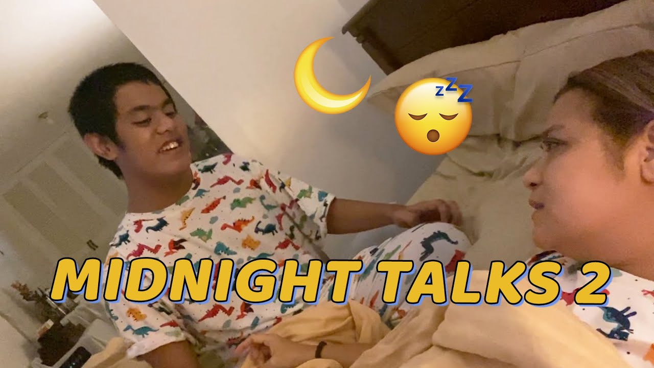 MIDNIGHT TALKS 2 | CANDY AND QUENTIN | OUR SPECIAL LOVE