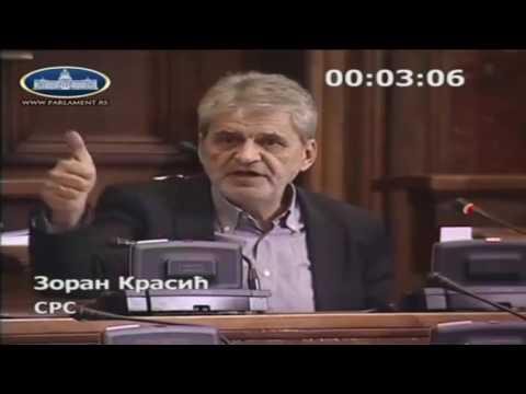 Zoran Krasić: Javni servis evropske Srbije?! Srbija treba da bude srpska a ne evropska!