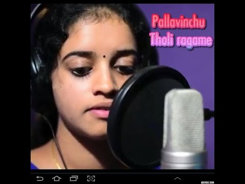 Pallavinchu tholi raagame song // RAJA movie //By Nikky Singer